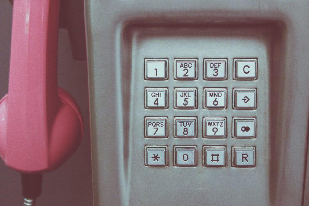 Nieuw telefoonnummer